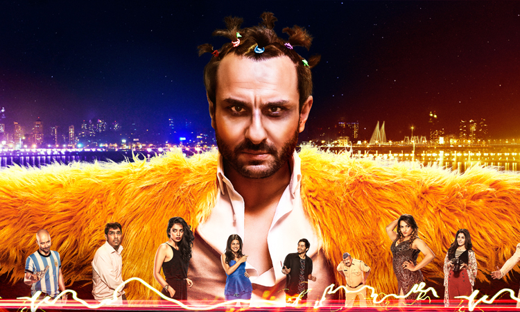 Kaalakaandi Movie Review: Bollywood Hungama – Bolly Andaz