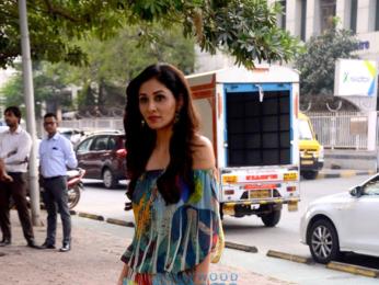 Pooja Chopra snapped at BKC