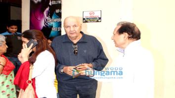 Prem Chopra spotted at PVR, Juhu