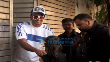 Ranveer Singh and Alia Bhatt snapped at Zoya Akhtar's residence