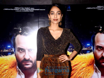Saif Ali Khan, Kareena Kapoor Khan, Soha Ali Khan and Kunal Khemu grace the screening of Kaalakaandi