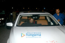 Sanjay Dutt spotted at BKC