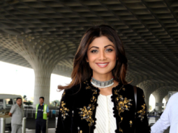 Shilpa Shetty, Daisy Shah and others snapped at the airport