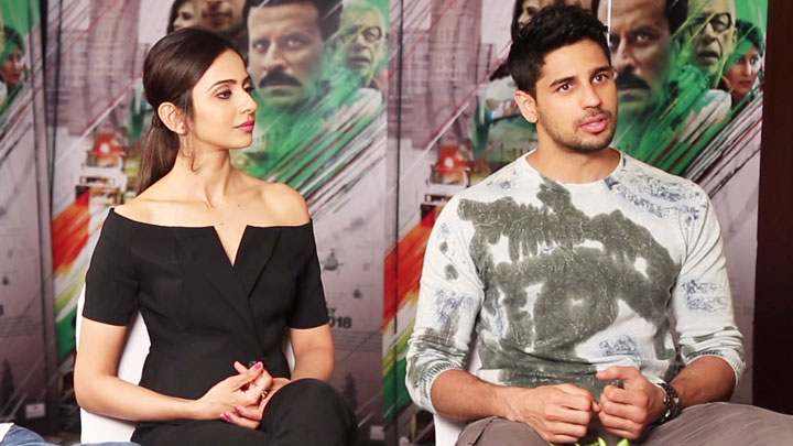 Sidharth Malhotra Aiyaary Has One Major MESSAGE About… Neeraj Pandey Rakul Preet Singh video