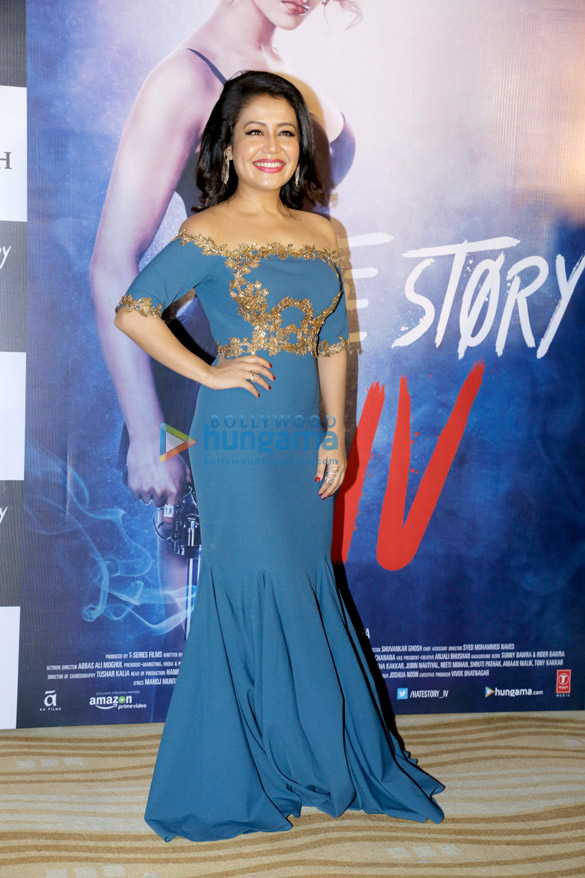 Urvashi Rautela Snapped At The Song Launch Of Aashiq Banaya Aapne From Hate Story