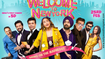 First Look Of The Movie Welcome To New York