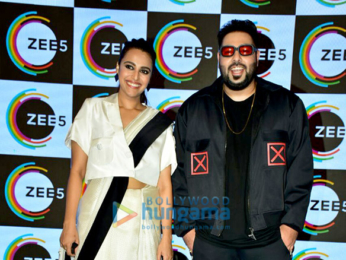 Badshah and Swara Bhaskar grace the OTT launch of the year ZEE5