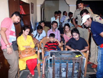 On The Sets Of The Movie Indian Never Again Nirbhaya