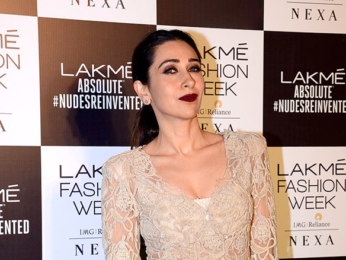 Kareena Kapoor Khan, Sridevi and Janhvi Kapoor snapped at the Lakme Fashion Week 2018 grand finale