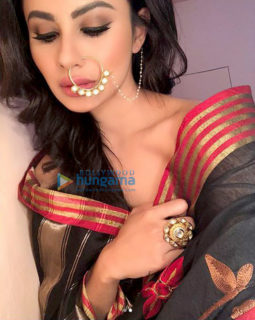 Celebrity Photos of Mouni Roy