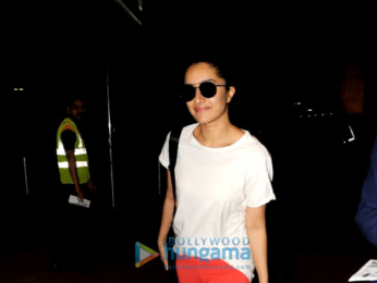 Parineeti Chopra, Urvashi Rautela, Shraddha Kapoor and others snapped at the airport
