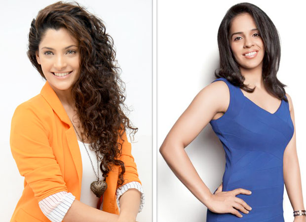 Saiyami Kher shares her Monday motivation routine with badminton champ Saina Nehwal