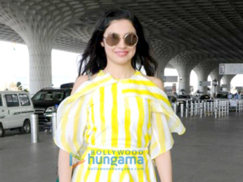 Shah Rukh Khan, Sunny Leone and others snapped at the airport