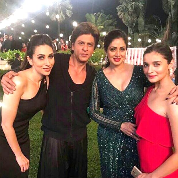 Sridevi's last film will be Shah Rukh Khan's Zero
