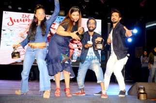 Star cast of 'Dil Juunglee' promote their film at National College in Bandra