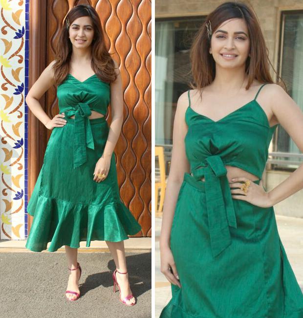 Weekly Worst Dressed: Kriti Kharbanda in House of Sohn