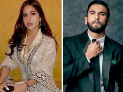 SCOOP! Sara Ali Khan signed opposite Ranveer Singh in Rohit Shetty's Simmba