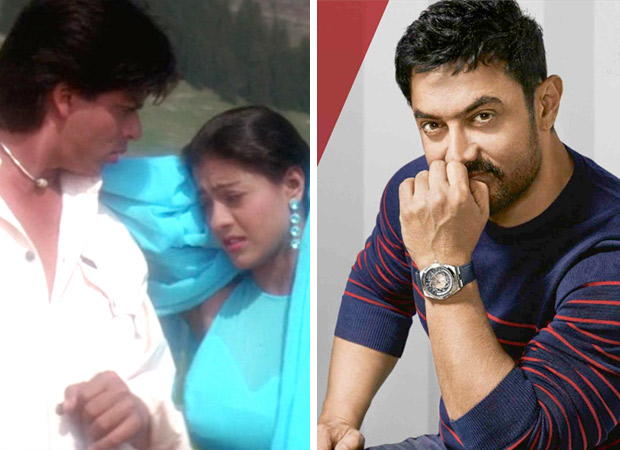 Aamir Khan's comment on Dilwale Dulhania Le Jayenge's song 'Tujhe Dekha Toh' shouldn't be missed!