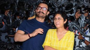 Aamir Khan Mujhe Cigarettes Smoking Chodni Hai, It's a BAD Habit Birthday Celebration