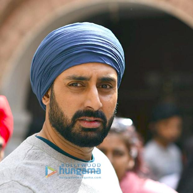 Abhishek Bachchan looks intense sporting a turban in Manmarziyaan