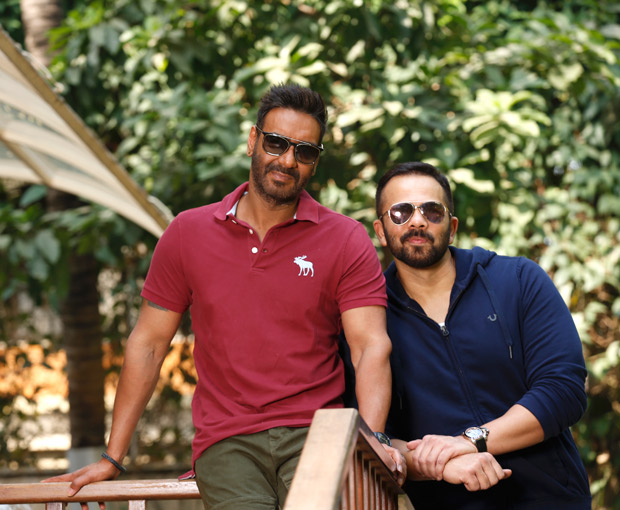 Ajay Devgn to have a special cameo in Rohit Shetty's Ranveer Singh starrer Simmba