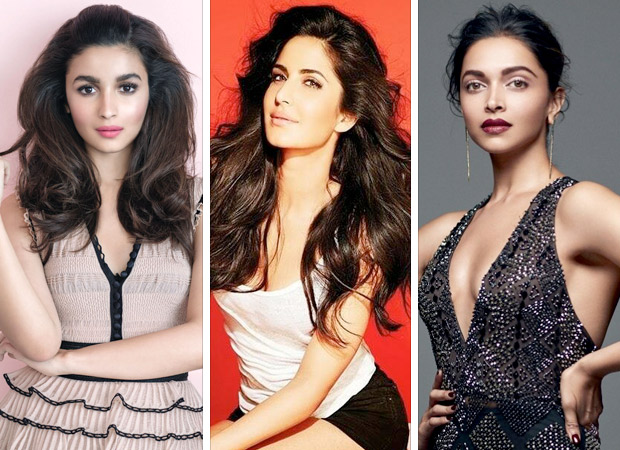 Alia Bhatt wants to do a film with Katrina Kaif and Deepika Padukone