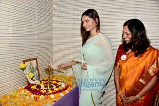 Ankita Lokhande at Animedh NGO