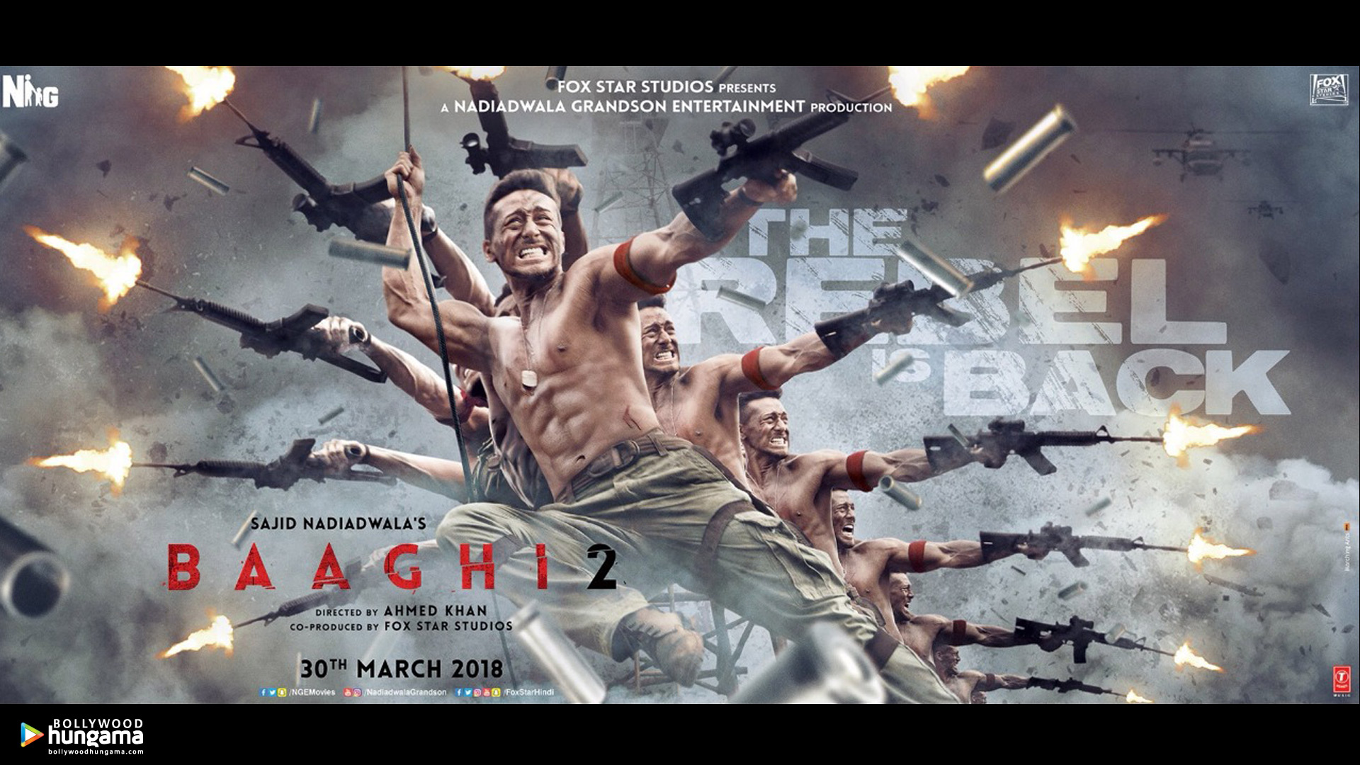 Image Result For Full Movies Baaghi