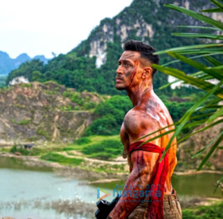 Movie Stills Of The Movie Baaghi 2