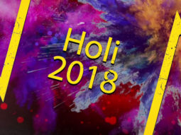 Bollywood Hungama Wishes Happy Holi 2018