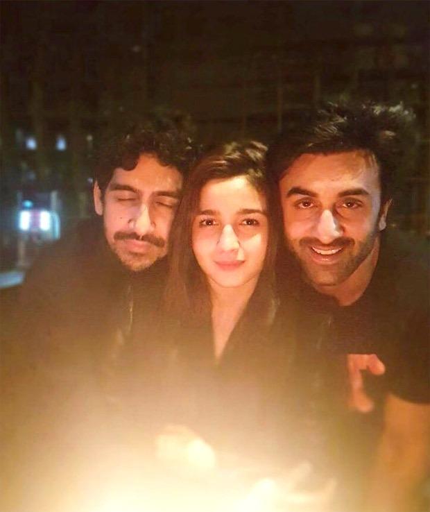 Brahmastra Alia Bhatt, Ranbir Kapoor and Ayan Mukerji wrap up Bulgaria schedule