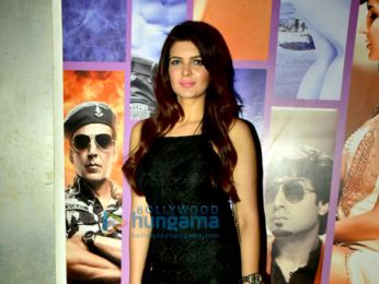Celebs snapped at Hate Story IV screening