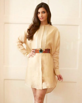 Diana Penty in Amit Aggarwal