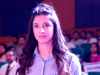 Divya Khosla Kumar rallies audience on female hygiene at She Wings' International Women's Week conference