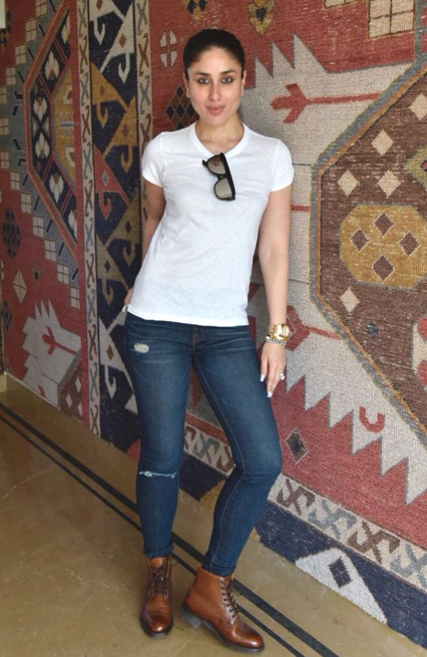 Gauri Khan hosts Kareena Kapoor Khan at her store Gauri Khan Designs