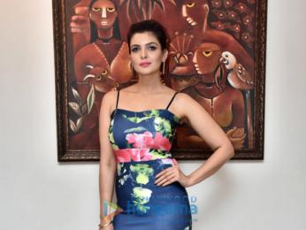 Ihana Dhillon's photo shoot