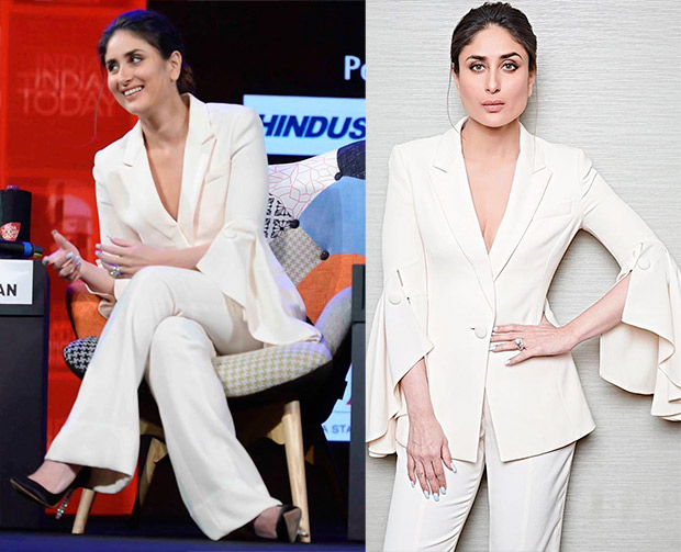 Kareena Kapoor Khan at the India Today Conclave 2018