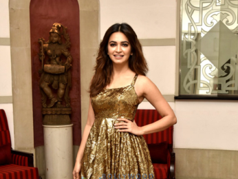 Kriti Kharbanda attends a friend's wedding function