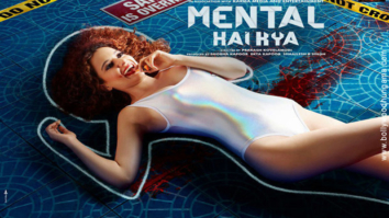 Dark yet funny pictures of Kangana Ranaut and Rajkummar Rao will pique your interest about Mental Hai Kya