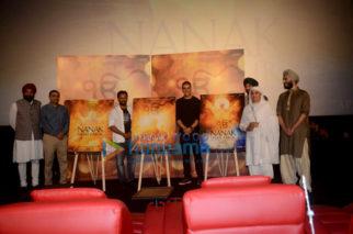 Nanak Shah Fakir trailer launch at Juhu PVR
