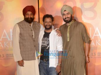 Akshay Kumar launches the trailer of 'Nanak Shah Fakir' at PVR, Juhu