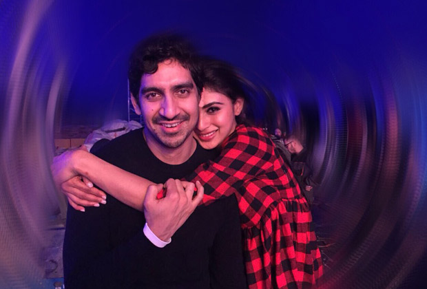 ON THE SETS: Mouni Roy calls her Brahmastra director Ayan Mukerji her Best Boy-Friend and here's why