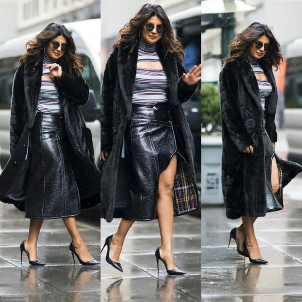 Priyanka Chopra lends us those style goals in minimalism