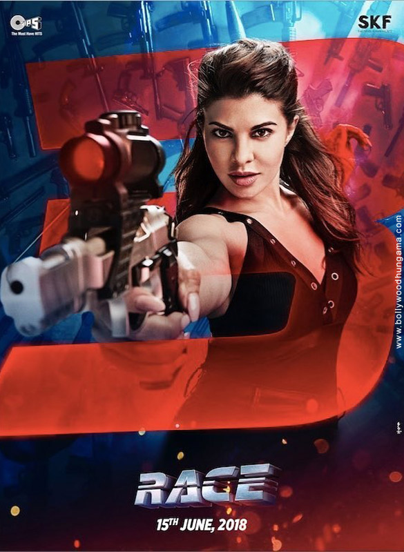 RACE 3 (2018) con SALMAN KHAN + Jukebox + Mashup + Sub. Español + Online Race-3-2