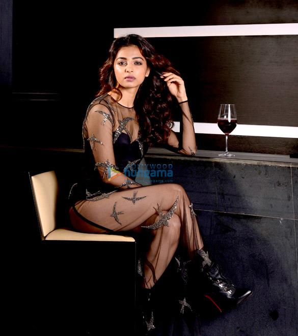 Celebrity Photo Of Radhika Apte