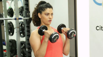 Saiyami Kher Fitness Regime Exercises Diet Running Half-Ironman Triathlon