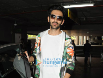 Sophie Choudry, Gurmeet Choudhary and others snapped at the airport