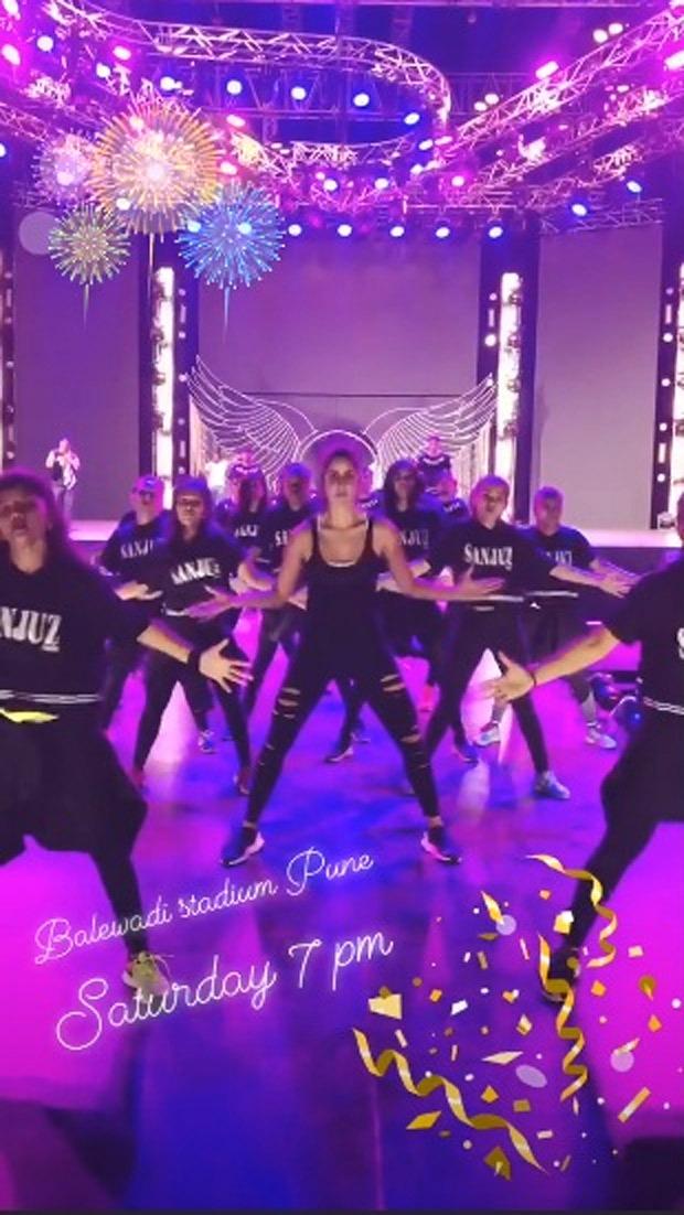 WATCH Katrina Kaif shows some HOT dance moves