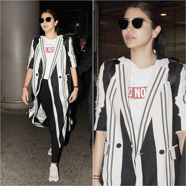 Weekly Airport Style: Anushka Sharma