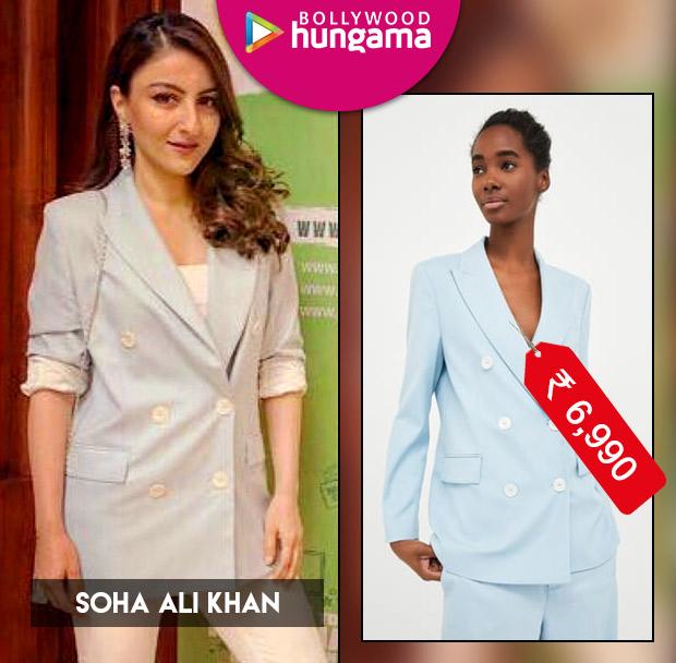 Weekly Celeb Splurges: Soha Ali Khan